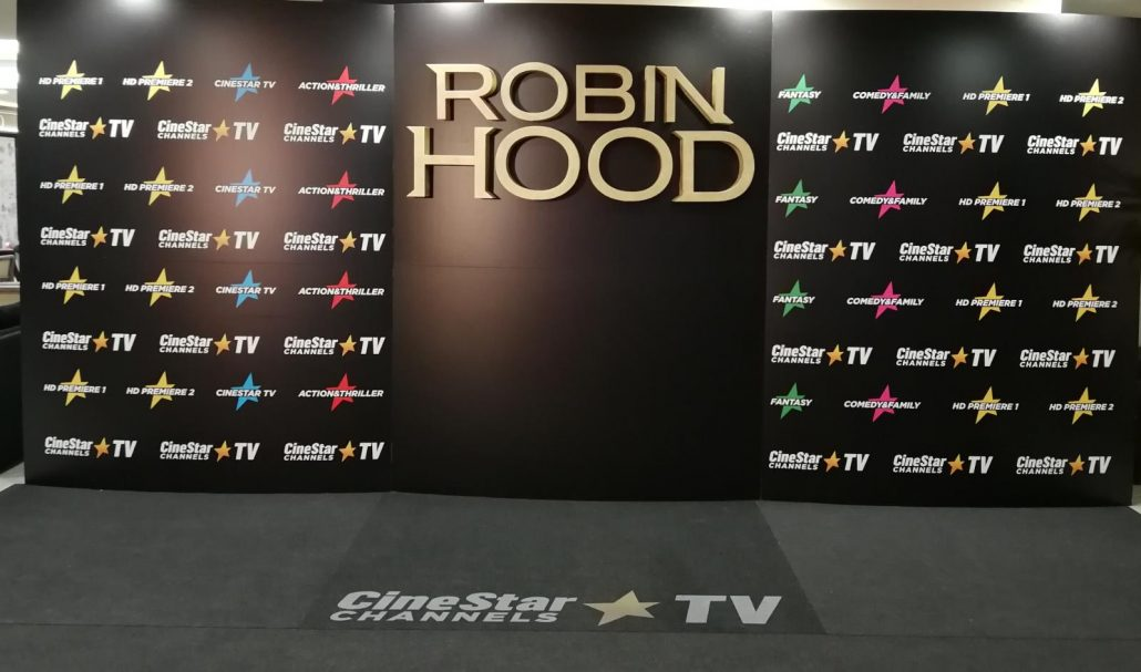Cinestar - Robin Hood